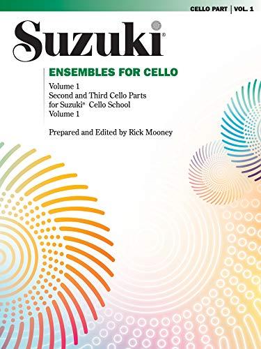Ensembles for Cello, Vol 1 - Cello 1 Volume
