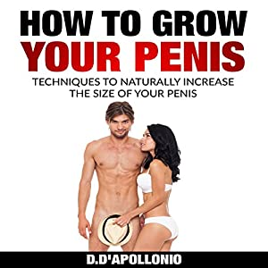 How to Grow Your Penis Audiobook