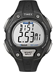 Timex Men's TW5K86500F5 Ironman Classic 50 Move + Watch with Black Resin Band