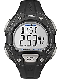 Timex Ironman Class Move 50 Plus Activity Tracker TW5K86500F5 Fullsize Black Watch