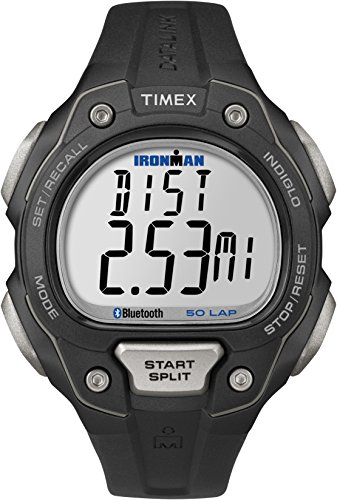 Best Timex Wearable Sleep Trackers - Timex Men's TW5K86500F5 Ironman Classic 50