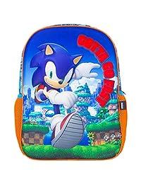 Mochila Backpack Escolar Primaria Sonic SC20BP01