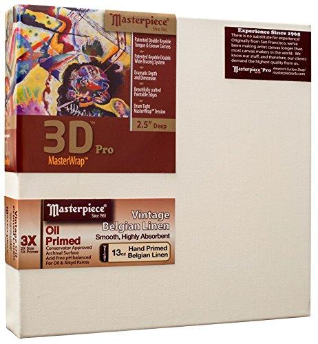 Masterpiece Artist Canvas DO-1526 3D Pro 2-1/2