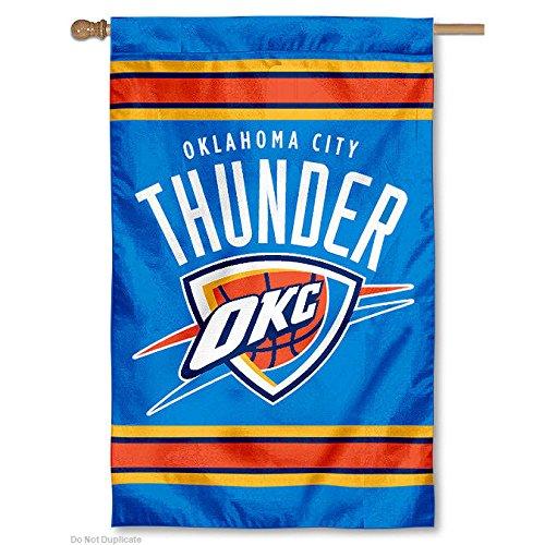 Party Animal Oklahoma City Thunder Banner NBA -