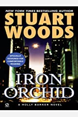 Iron Orchid (Holly Barker Series Book 5) Kindle Edition