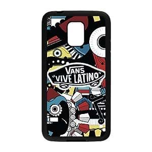 Generic Design Back Case Cover Samsung Galaxy S5 Mini Black Vans Nmhbk Plastic Cases