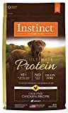 Instinct Ultimate Protein Grain Free Cage Free Chicken Recipe Natural Dry Dog Food by Nature's Variety, 20 lb. Bag For Sale