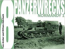 Panzerwrecks 8: Normandy 1
