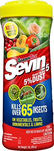 Sevin dust powder sprayer
