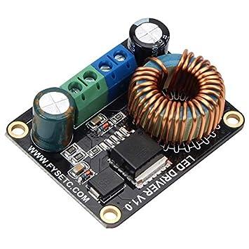 Nrpfall - Controlador LED de 30 W para Impresora 3D, luz de curado ...