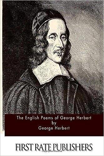 Book The English Poems of George Herbert by George Herbert (2015-03-15)
