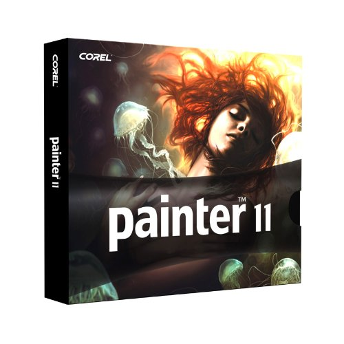 Corel Painter 11 OLD VERSION