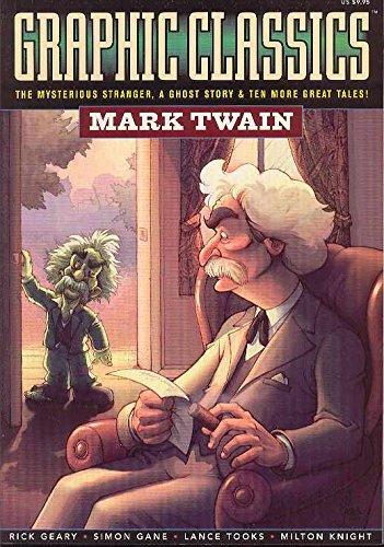Graphic Classics: Mark Twain