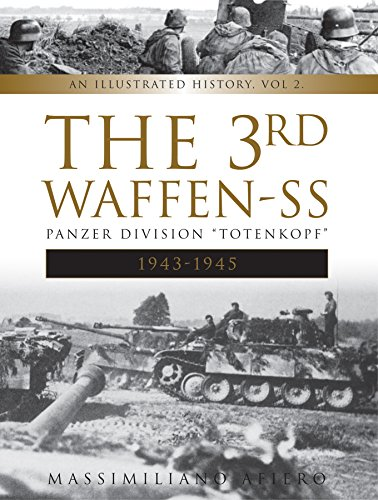 """The 3rd Waffen-SS Panzer Division """"Totenkopf,"""" 1943-1945: for sale  Delivered anywhere in USA"""