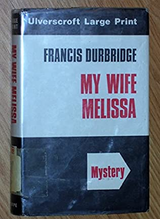 book cover of My Wife Melissa