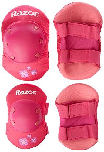 Amazon.com: Razor Youth Sweet Pea Pad Set, Pink: Sports & Outdoors