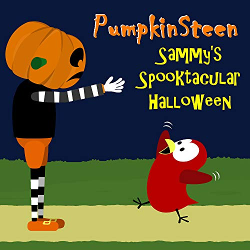(PumpkinSteen - Sammy's Spooktacular Halloween (The Adventures of Sammy the)