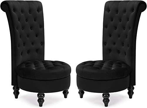Avawing Queen Throne Chairs