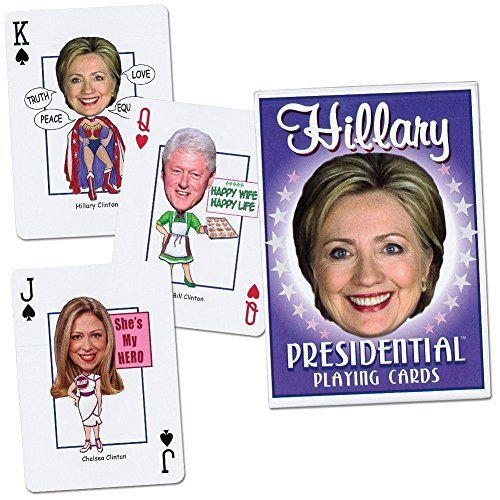 Hillary Presidential Playing - Clinton Stores
