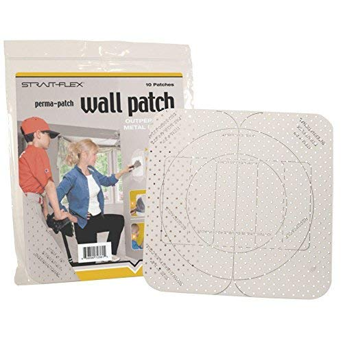 - 8 in. x 8 in. Multi-Purpose Drywall Patch (10-Piece per Box)