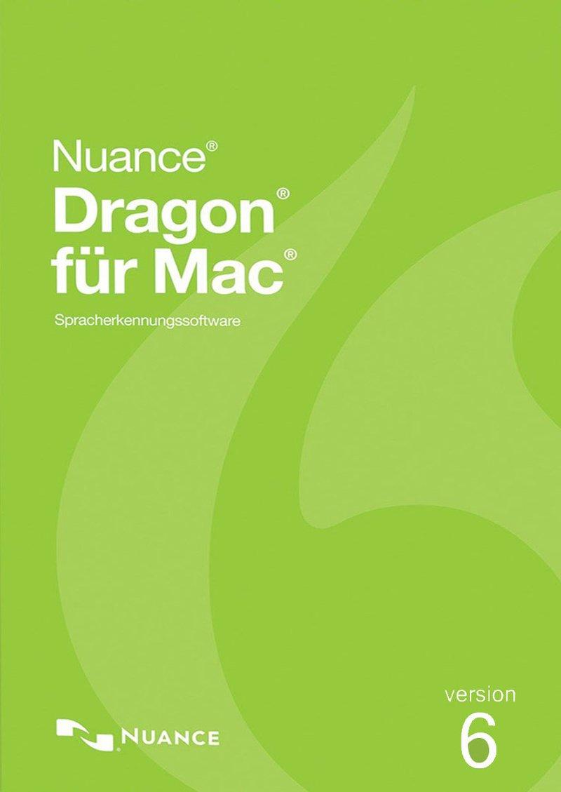 Nuance Dragon Professional Individual 6.0 für Mac - Akademische Version  [Download]: Amazon.de: Software