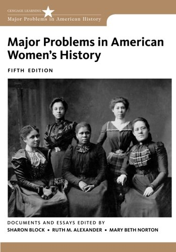 1133955991 - Major Problems in American Women's History (Major Problems in American History Series)