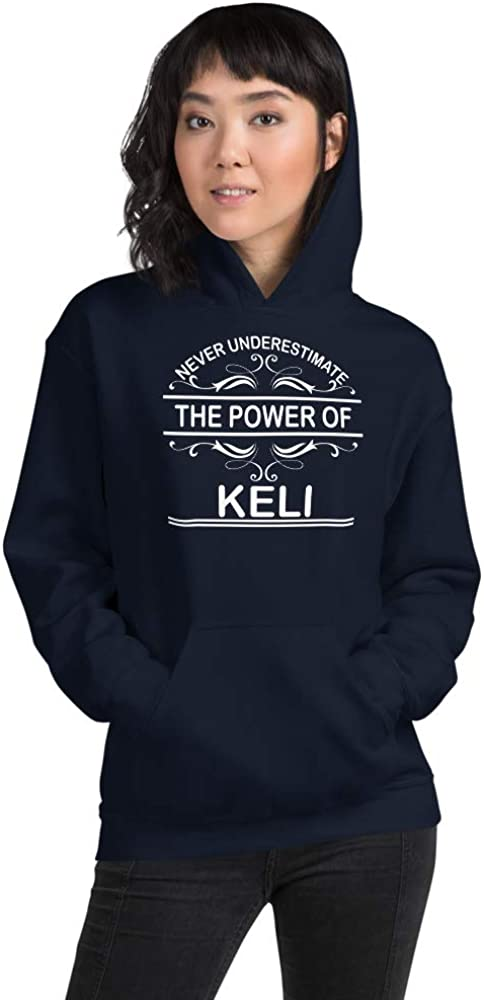 Never Underestimate The Power of KELI PF