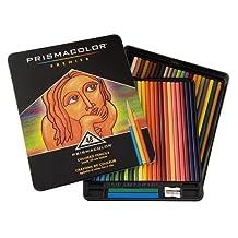 3598T Prismacolor Prisma Colored Pencil - Assorted Lead - 48 / Set