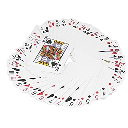 Ballylelly Tarjeta de Juego de póker Primer Plano Truco de ...