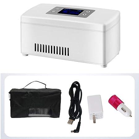 Refrigerador PortáTil De Insulina 2~8 ° C Congelador/Medicina ...