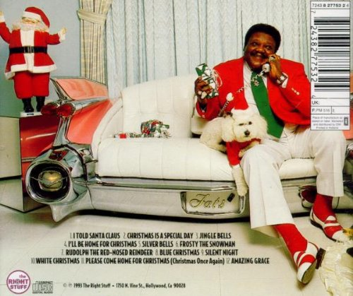 Christmas Is A Special Day by Domino, Fats