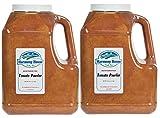 Harmony House Foods, Dehydrated Tomato Powder (80 oz, Gallon Size Jug) - Set of 2