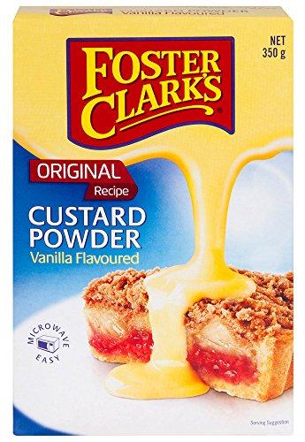 Foster Clarks Original Custard Powder - Vanilla Flavour 350g.