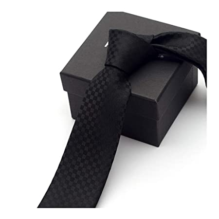 IUYWL Corbata de Negocios Informal, Corbata de Lazo, Material de ...