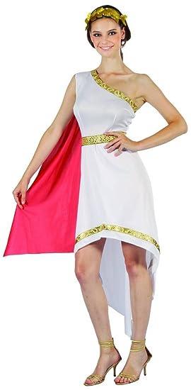 Disfraz romana mujer S: Amazon.es: Juguetes y juegos
