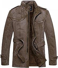 Amazon.com: Brown - Denim / Lightweight Jackets: Clothing Shoes
