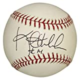 Kent Hrbek Minnesota Twins Autographed Rawlings Official Major League Baseball - Certified Authentic