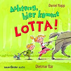 Achtung, hier kommt Lotta!