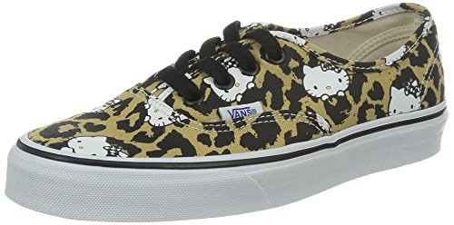 vans hello kitty leopard