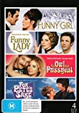 DVD : Barbra Streisand Collection: Funny Girl / Funny Lady / The Owl and the Pussycat / For Pete's Sake DVD