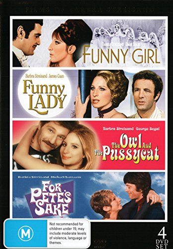 Barbra Streisand Collection: Funny Girl / Funny Lady / The Owl and the Pussycat / For Pete's Sake DVD