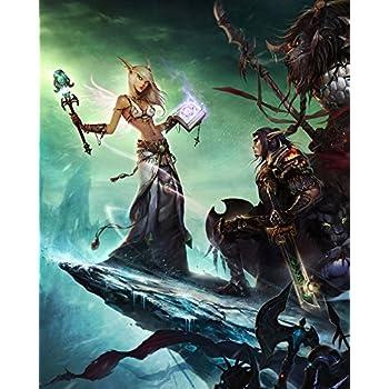 Amazon com: World of Warcraft Sexy Blood Elf Female Girl