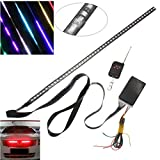 BephaMart 48 RGB LED Light Strip Scanner knight rider Strobe Car Under Hood Shipped and Sold by BephaMart