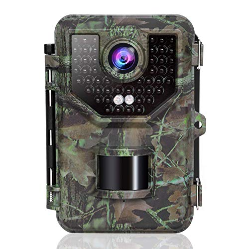 - Outdoor Game Hunting Cameras 16MP 1080P Waterproof Hunting Scouting Cam for Wildlife Monitoring with 16 Megapixels Resolution Motion Activated Night Vision 2.4