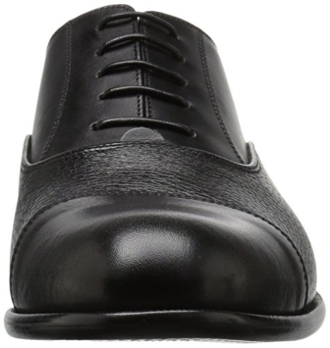 Bruno Magli Mens Gino Oxford Leather Nero
