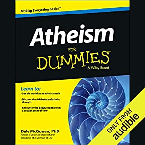 Atheism for Dummies Hörbuch