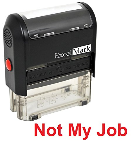Self Inking Novelty Message Stamp NOT