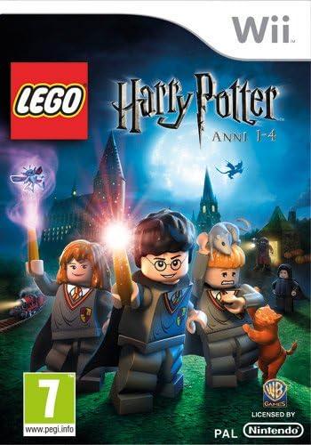 Lego Harry Potter Anni 1-4 [Importación italiana]: Amazon.es ...