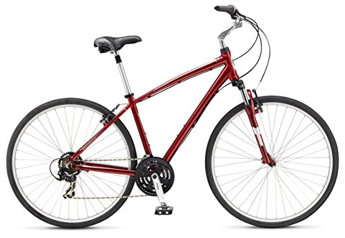 Schwinn Men's Voyager 2 700C Wheels Hybrid Bicycle