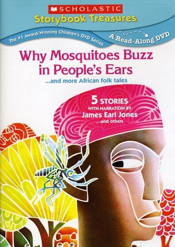 Why Mosquitoes Buzz in Peoples Ears and more African Folk -